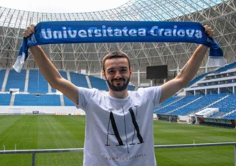 NY KLUBB: Kamer Qaka skifter beite i Romania.