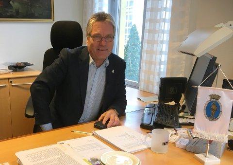 """Ordfører Thor Edquist mener at ensomhet blir """"vår tids folkesykdom"""", og viser til viktigheten av frivillig arbeid."""