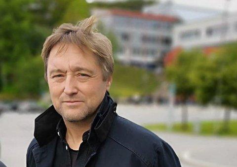 INNE: Viken fylke blir snart en realitet, og Lars Pedersen Due.