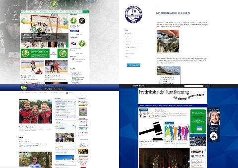 USIKKERT: En rekke av idrettsnettsider i Halden står på tynn is i forhold til nettsikkerhet, men også brukerne selv må være obs på farene ved å være på nett.
