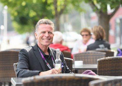 Roy Moberg kunne smile etter nok et vellykket Ladies Tour of Norway.