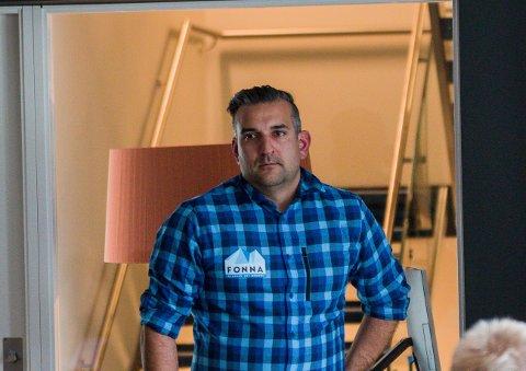 TIL ODDA: Michael Iversen slutter i Visit Fonna AS og sommerskisenteret i Jondal og blir ny salgs - og markedssjef i Odda Digital System i Odda.