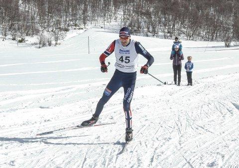Harvassdalsrennet 2016. Magnus Moan vant for tredje gang og hentet sin første vandrepokal.