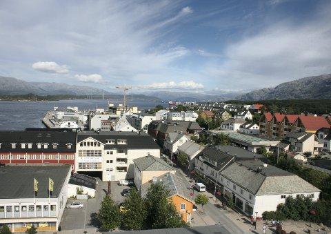 DYRT Å BO I ALSTAHAUG: I Sandnessjøen er det dyrt å bo viser en undersøkelse fra Norsk familieøkonomi.