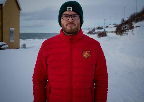 TOK GREP: Martin Holm bestemte seg for at nok er nok. Fra mai 2018 hadde han gått ned 30 kilo.