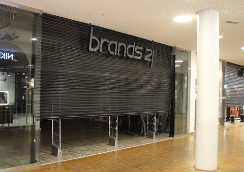 DÅRLIGE TIDER: Etter tre år med flere millioner kroner i underskudd, har butikken valgt å legge ned.