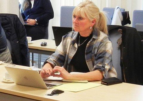 Høyres Rita Iren Nordheim er fast representant i kommunestyret, og vara for Benta Anita Solås Kristensen i formannskapet.