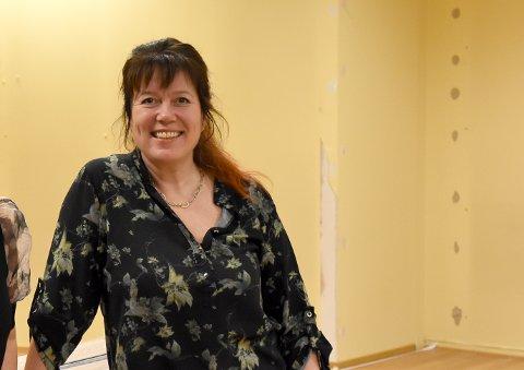 Lin Aune Hansen satser mer enn gjerne i hjembygda. Nå håper hun på støtte fra kommunens næringsfond.