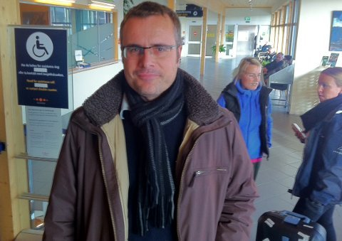 SØKER: Knut Erik Dahlmo søker stillingen som assisterende rådmann i Flakstad.