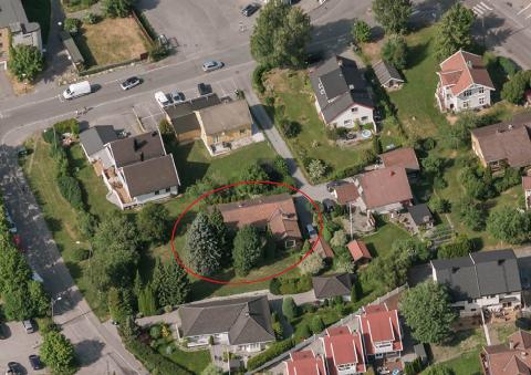 Denne boligen er Østensjø sin dyreste den siste måneden. Boligen gikk for over 18 millioner kroner.