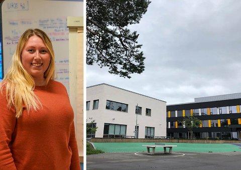 Teamleder ved smittesporingsteamet, Camilla Suominen Dypbukt, i Bydel Nordstrand.