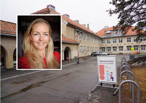 Jeanette Olsen er teamleder ved vaksinesenteret på Nordstrand. Hun og de ansatte har fått høre mye frustrasjon over vaksinering de siste ukene.