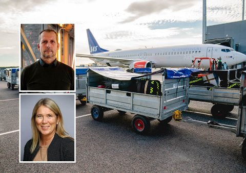 Rektor Gjermund Jørgensen ved Nordseter skole og rektor Kjersti Dahl på Nedre Bekkelaget skole er begge bekymret for økende smitte nå som høstferien nærmer seg og flere vurderer å reise til utlandet.