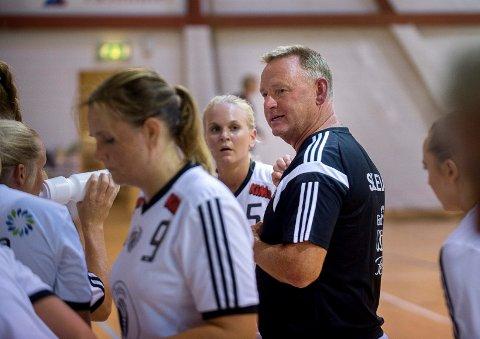 Thor Einar Ugland førte Skreia til 2. divisjon i inneværende sesong. Neste år møter de Gjøvik HK.