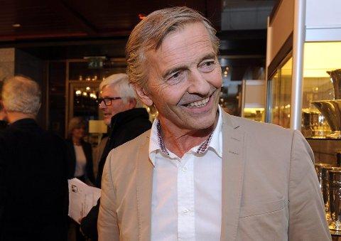 FORTSETTER: Ola Mørkved Rinnan får fortsette som styreleder i Hamar Media.