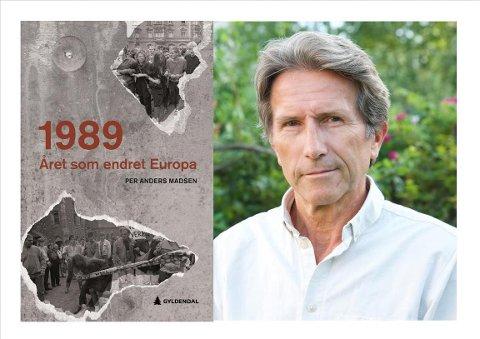 "Per Anders Madsen. ""1989-året som endret Europa"""