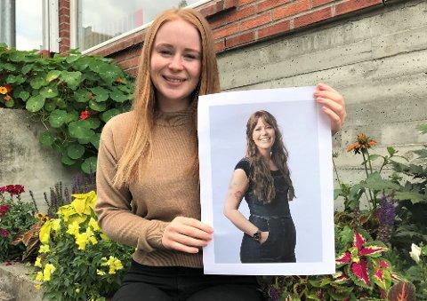 STYRER STEMMESKUTA: Sigrid Strand har opprettet Facebook-gruppa «Vi som stemmer på Hege Øversveen i Stjernekamp» og gjør nå alt for å mobilisere støtte og stemmer til countryartisten fra Biri.