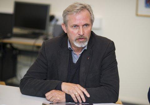 Ordfører Per R. Berger.