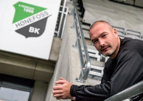 suksessfaktor: Frode Lafton mener suksessfaktor nummer én i HBK-troppen denne sesongen har vært det gode samholdet og garderobekulturen.