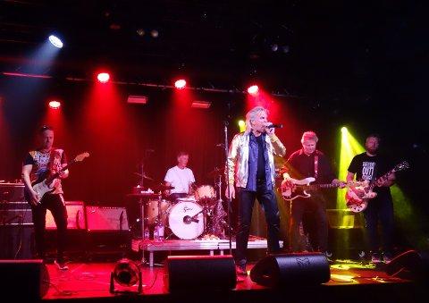 MÅ UTSETTE PLANLAGT KONSERT: 11. desember skulle Stones Rock (Little Boy Blue & the Blue Boys) ha spilt konsert i kultursenteret. Slik blir det ikke.