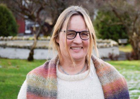 SMITTEN SYNKER: Fra 114 til 49 til 18 smittetilfeller. Det er fasiten for de tre siste ukene i Ringerike. Kommuneoverlege Karin Møller følger utviklingen tett.