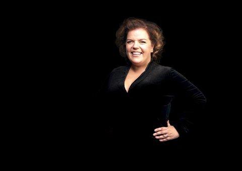 NY MONOLOG: Else Kåss Furuseth har januarpremiere på sin nye monolog «Gratulerer», som følger opp braksuksessen til «Kondolerer». Foto: NTB scanpix