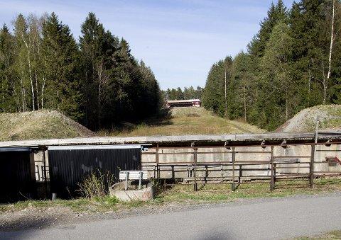 300 metersbanen på Skjetten har fått midlertidig bruksforbud.