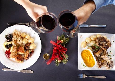 ALTERNATIVT JULEBORD: Det kan for mange ansatte likevel bli en for for julebord i år.