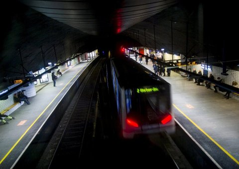 VIKTIGST: – Forlengelse av T-banen til Lørenskog og også videre til Lillestrøm og Kjeller er det viktigste for Nedre Romerike, mener Venstre.