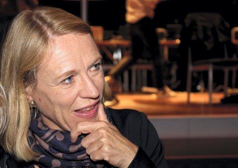 PÅ TOPP IGJEN: Anniken Huitfeldt er foreslått som førstekandidat for Akershus Ap før stortingsvalget neste høst.