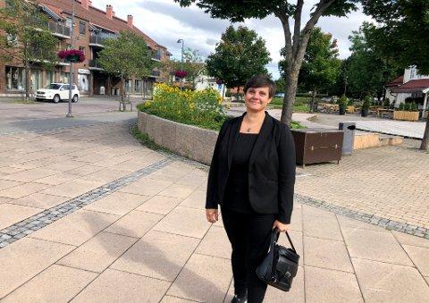 LETTERE: Kristine Flåtten har brukt sommeren til å ta viktige grep for egen helse.