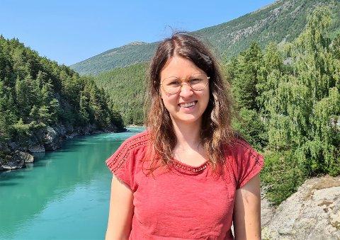 LANDET JOBB I OSLO: Sandefjord-kvinnen Eline Klaastad (25) har etablert seg med samboer og fast jobb i Oslo. – Jeg vil ikke utelukke tilbakeflytting til Sandefjord på sikt. Kanskje jeg plutselig får det for meg at vi skal tilbake dit, sier hun.