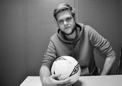 Marius Lippestad