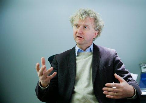 Makroøkonom Jan Ludvig Andreassen i Eika-gruppenFoto: Terje Pedersen / NTB scanpix
