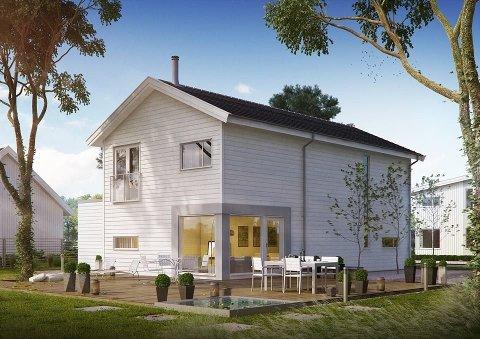 Det er ikke ofte det kommer hus til salgs 500 meter fra Solastranden.
