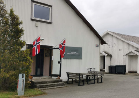 Rogaland krigshistoriske museum holder til i Sandnesvegen, på deler av det tidligere forsvarsområdet på Soma.