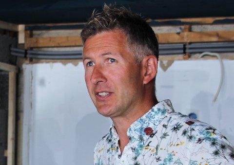 - BRUK OSS: Helge Alsvik oppfordrer lokalbefolkningen til å bruke kulturlivets arenaer.