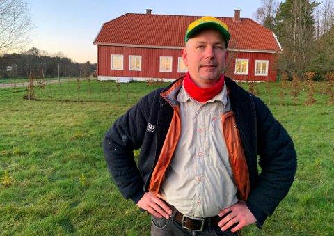Håkon Nedberg klagde da han ikke fikk lov til å dyrke det han ønsker på egen eiendom. Nå skal saken opp på nytt.