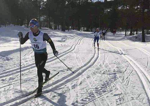 Espen Langnes var best i menn 26-30 år.