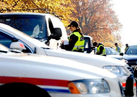 SJEKKER PROMILLE: UP vil ha vekk ruskjørerne fra veiene.