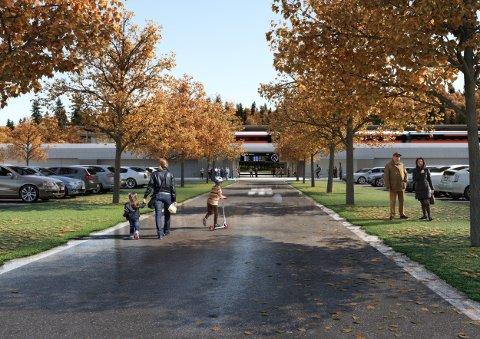 Økt fart og flere avganger betyr også nytt dobbeltspor fra Nykirke til Barkåker (13,6 km). Inkludert i prosjektet er en ny og moderne stasjon på Skoppum. Byggingen starter allerede i 2019 og skal være klar i 2024.