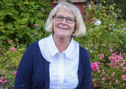 Stor innsats: Aud Angelstad har lagt ned en formidabel innsats i Senterpartiet. Etter 24 år i politikken, vurderer hun nå å gi seg.