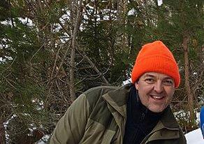 Trond Saga er leder for viltnemnda i Vegårshei kommune.