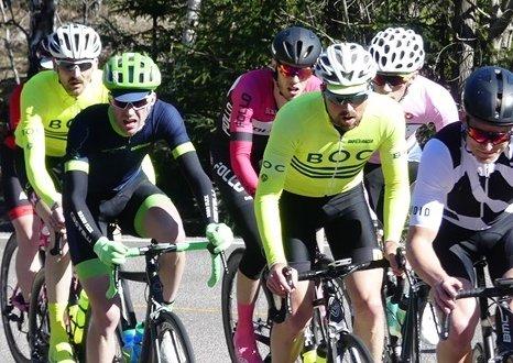 Nylig gjennomførte Nesodden sykkelklubb den såkalte Vårtesten, sammen med Drøbak sykkelklubb.