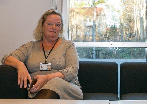 – Jeg tenker at årsaken til få søkere er at det er et vikariat. sier kommunalsjef Anita Nilsen.