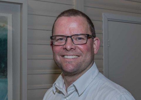 Trond Sørbø: - Jeg ønsker at vi har gode anlegg som kommer alle innbyggerne til gode.