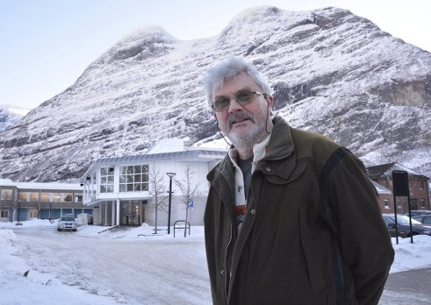 Bjørn Stomsvik. (Arkiv)