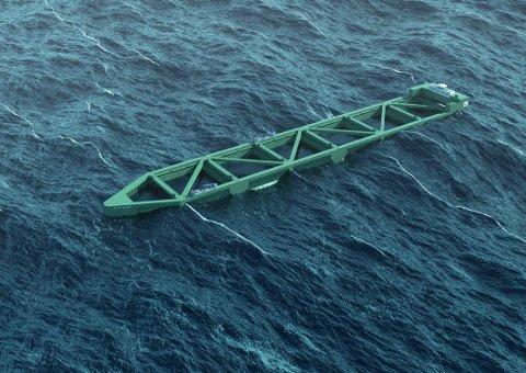 På høring: Det kommer for tiden inn en rekke høringsuttalelser om Nordlaks sine havfarmplaner i Hamarøy.