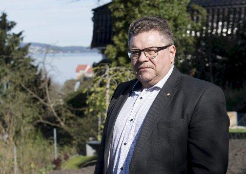Geir Steinar Dale fra Arna ble lørdag valgt til ny leder av Arbeiderpartiet i Bergen.