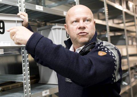 Ståle Raa er hovedeier av Låssenteret AS, som har hatt en eksplosiv inntektsvekst de siste årene.. I retten led han et nederlag.